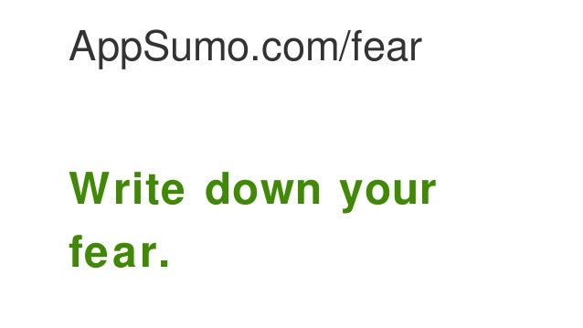 how to overcome fear of everything