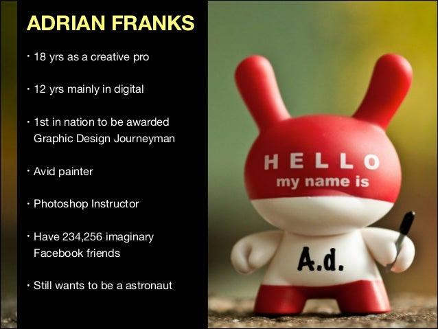 Creative  DEMOCRACY Slide 2