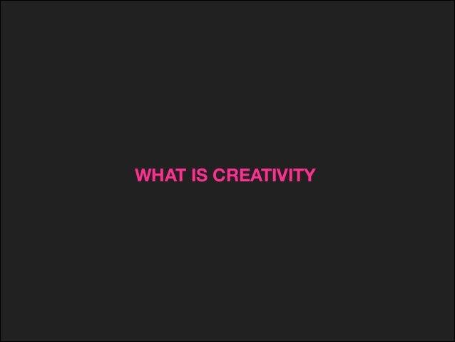 Creative  DEMOCRACY Slide 3