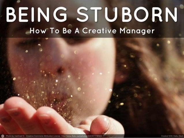 Creative Manager: Basic