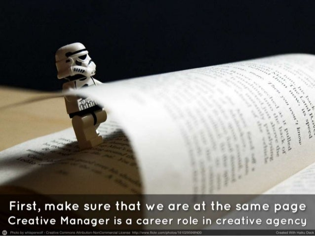 Creative Manager: Basic Slide 2