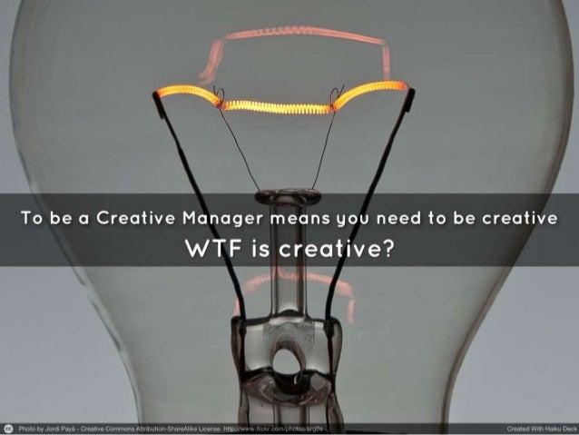 Creative Manager: Basic Slide 3