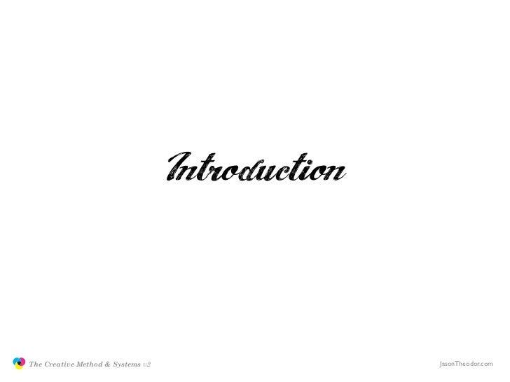 The Creative Method v2 Slide 2