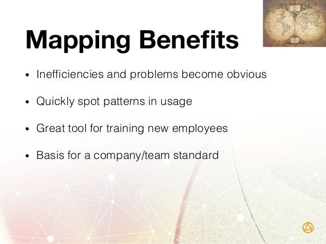 How to Map • Take an asset-centric view of your process! v Follow an image from camera to archive! • Document each step...