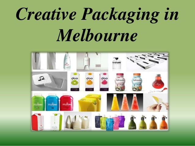 Creative Packaging in Melbourne