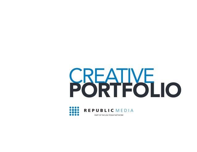 CREATIVE PORTFOLIO