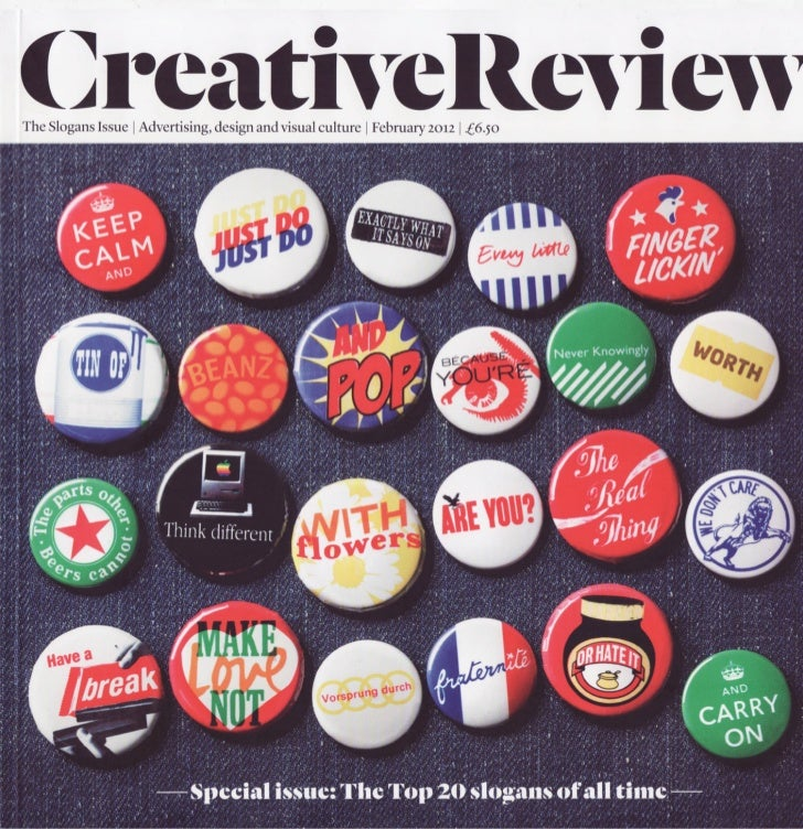 Creative Review: Snap, Crackle, Pop-Top 20 slogan of all time