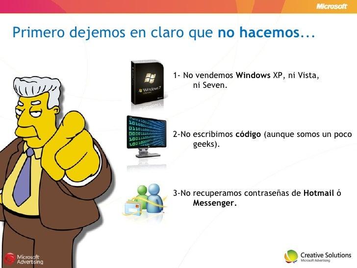 Microsoft Advertising - Creative Solutions Slide 2