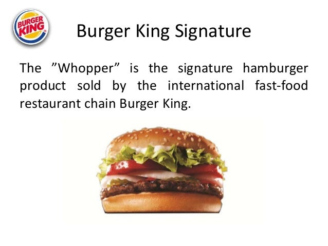 burger king hr essay