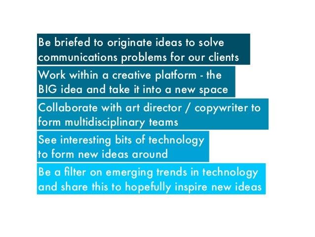 I use code to help expressCreative Ideas
