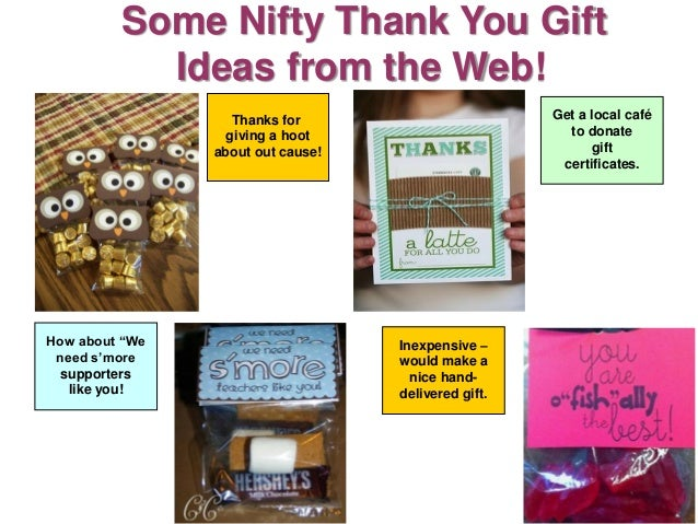 7; 28. 24 Some Nifty Thank You Gift Ideas ...
