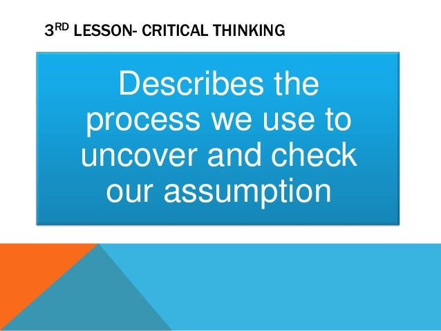 improving students critical thinking creativity and communication skills In the australian curriculum, students develop capability in critical and creative thinking as they learn to generate and evaluate knowledge, clarify concepts and ideas, seek possibilities, consider alternatives and solve problems critical and creative thinking involves students thinking broadly and deeply using skills,.