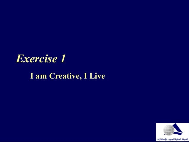 creative thinker presentation Famous creative thinker presentation pamela haynes phl/478 oct 27, 2014 julie largent.