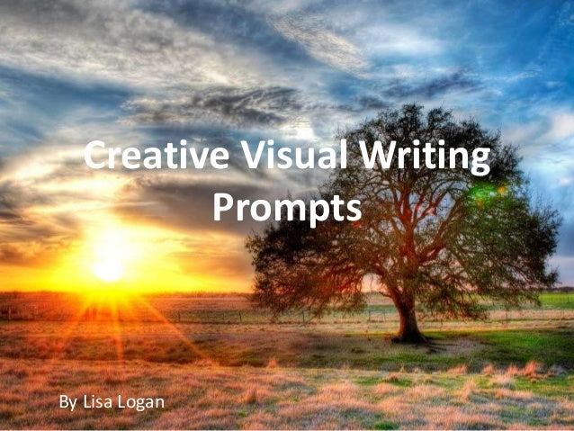 Creative visual writing prompts for studuents