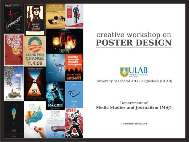 Design Workshop Poster