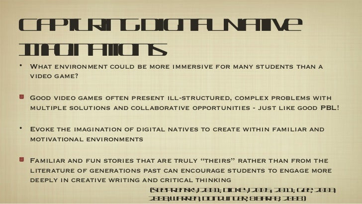 an introduction to the creative essay on games Your introduction to your essay about olympic games should mention all of these facts to introduce your reader to the subject of introduction to your essay.