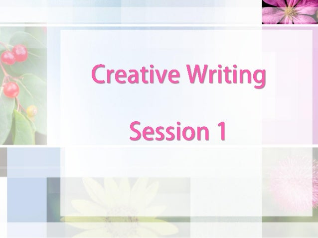csssa creative writing