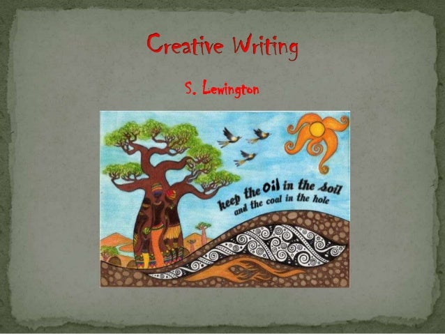 teaching creative writing to children