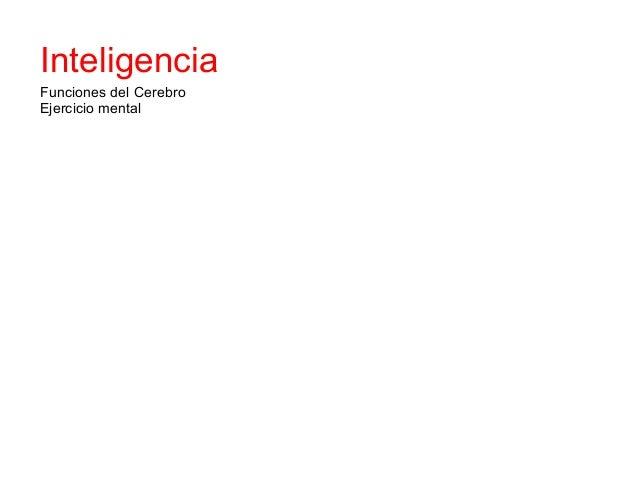 InteligenciaFunciones del CerebroEjercicio mentalMemoria-Acertijos-Matemáticas