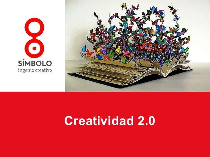 Creatividad 2.0