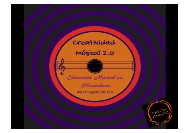 Experiencia Educativa Musical desarrollada en el aula de música de Meruelo con alumnos de la ESO. Tanto a ellos como a mi ...