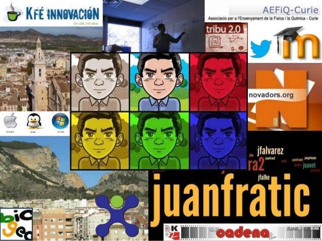 http://www.slideshare.net/juanfratic  http://juanfratic.blogspot.com.es