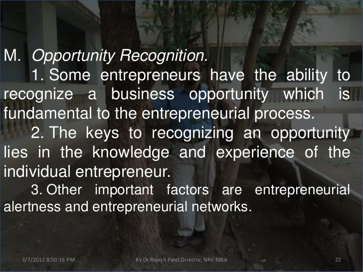 Relationship Between Business Idea And Business Opportunity