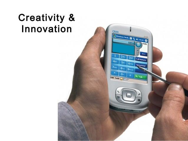 FICCI CE Creativity & Innovation