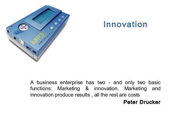 Creativity & Innovation - Technique - TEDO Slide 2