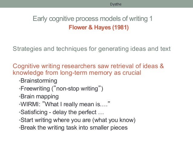 Academic Writing: Exploring Processes and Strategies