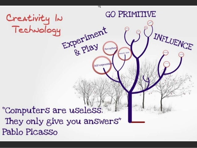 In a nutshell  Creativity in technology  Community Environment Tools  Create, share, influence community = learn