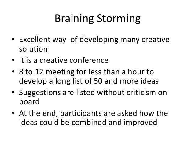 Creativity tool Slide 2