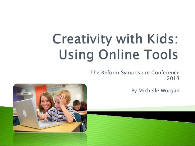 The Reform Symposium Conference 2013 By Michelle Worgan