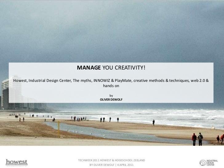 Creativity session (zinloosvolle machines) 2011