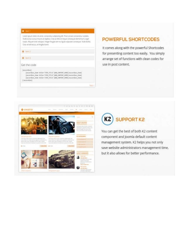  Easy Customization  Suppliedwithsource .psdfiles  Deliveredwithquickstartpackages  VideoTutorials