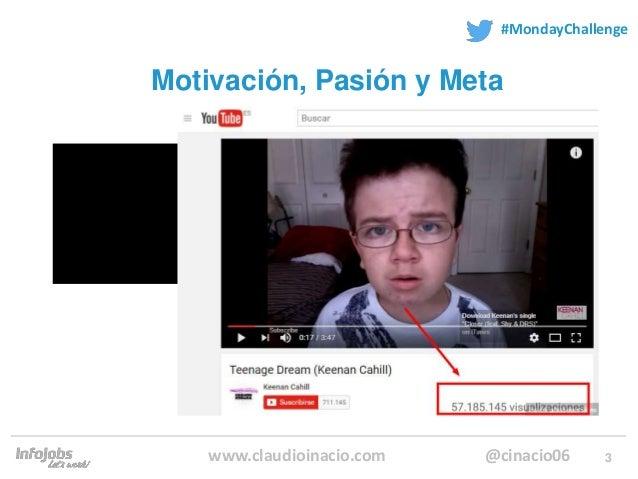 Crea tu puesto de trabajo por Claudio Inacio en infojobs Slide 3
