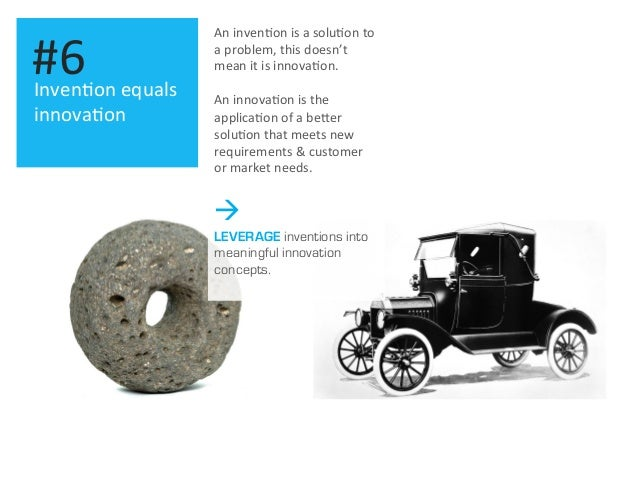 myths surrounding innovation Chapter 1: from crisis ideology to the division of innovative labour  myths  about drivers of innovation and ineffective innovation policy.