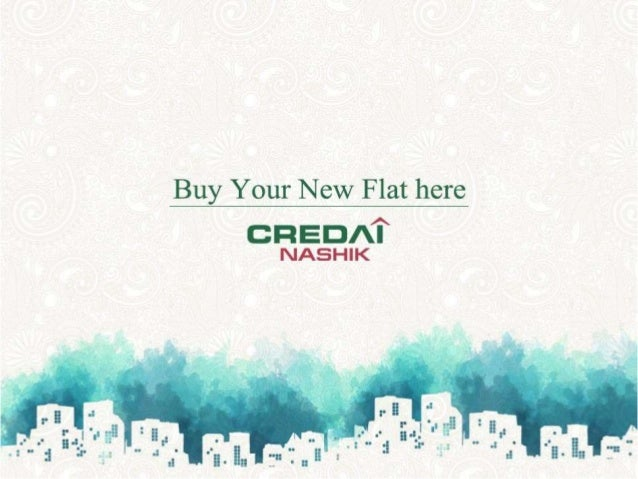 CREDAI Nashik: Buy Your New Flat in Nashik