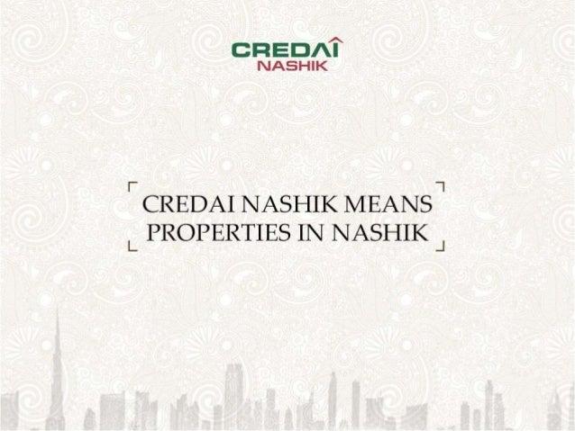 CREDAI Nashik: Property in Nashik