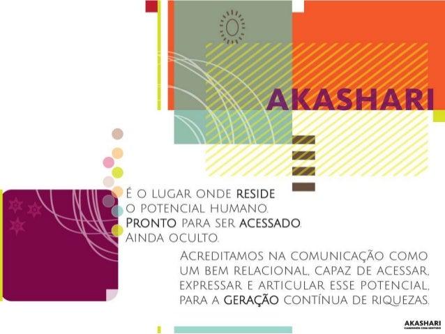 Credenciais Akashari