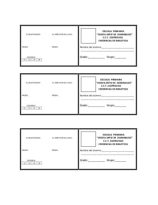 formato para hacer gafetes word