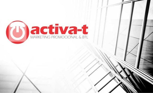 Credenciales ACTIVA-T SAC 2014
