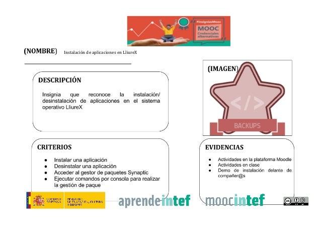 Instalación de aplicaciones en LliureX