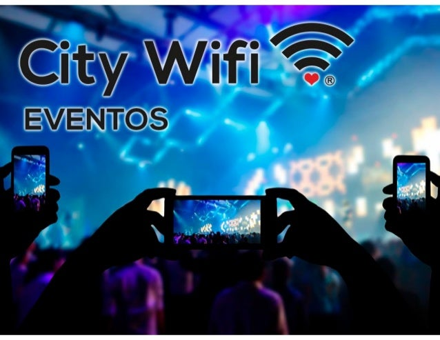 City Wifi Eventos 2018