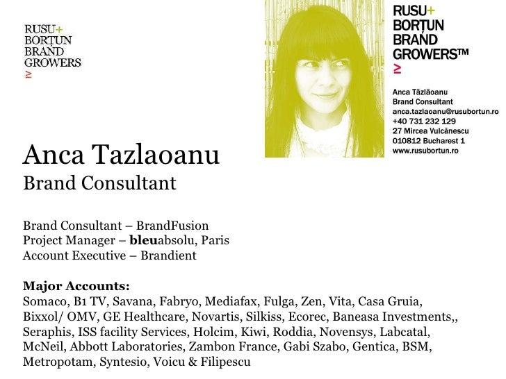Credential Rusu Bortun Brand Growers