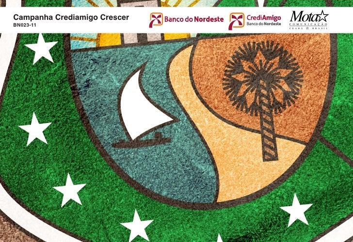 Campanha Crediamigo CrescerBN023-11