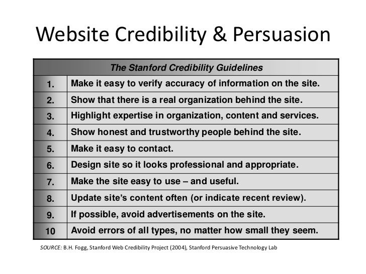 Credibility: the ultimate competitive advantage in a social media wor…