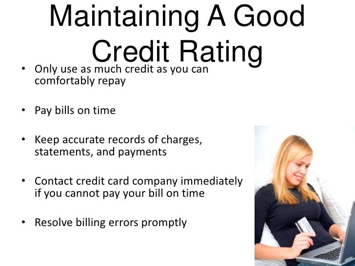 A Girls Guide on How to Get Good Credit