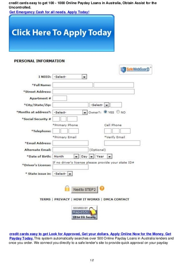Payday loan lender list picture 8