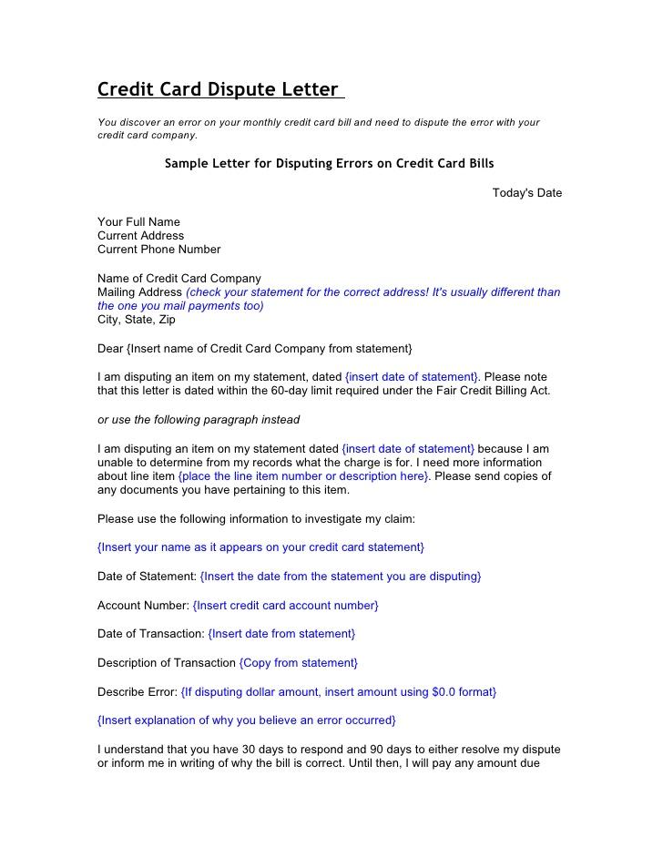 Credit Dispute Letter Grude Interpretomics Co